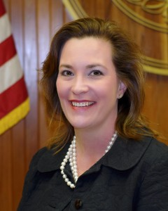 Texas Insurance Commissioner Julia Rathgeber